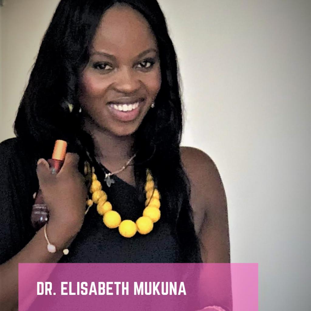 Elisabeth Mukuna Speaker 4 Charity Team- head of medical contact