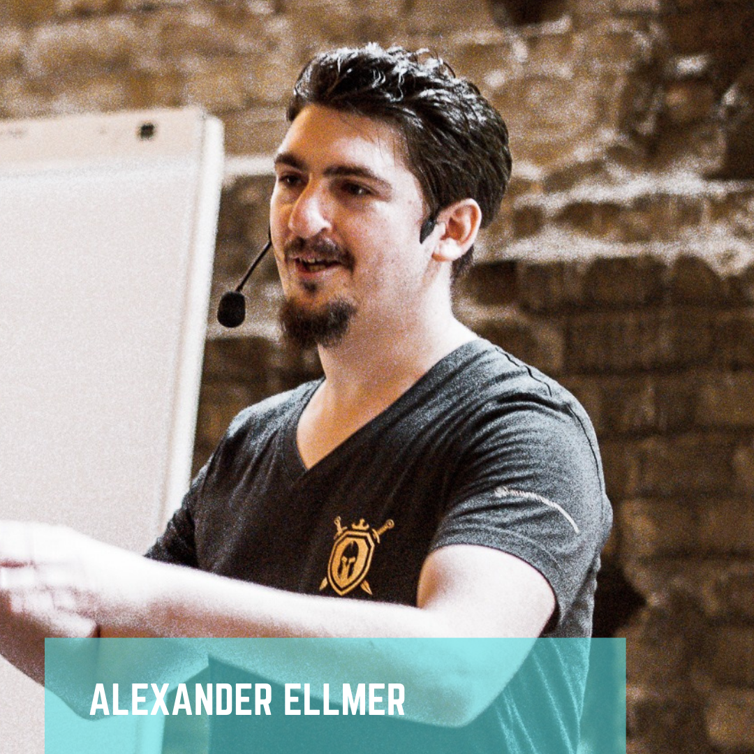 Alexander Ellmer speaker 4 charity
