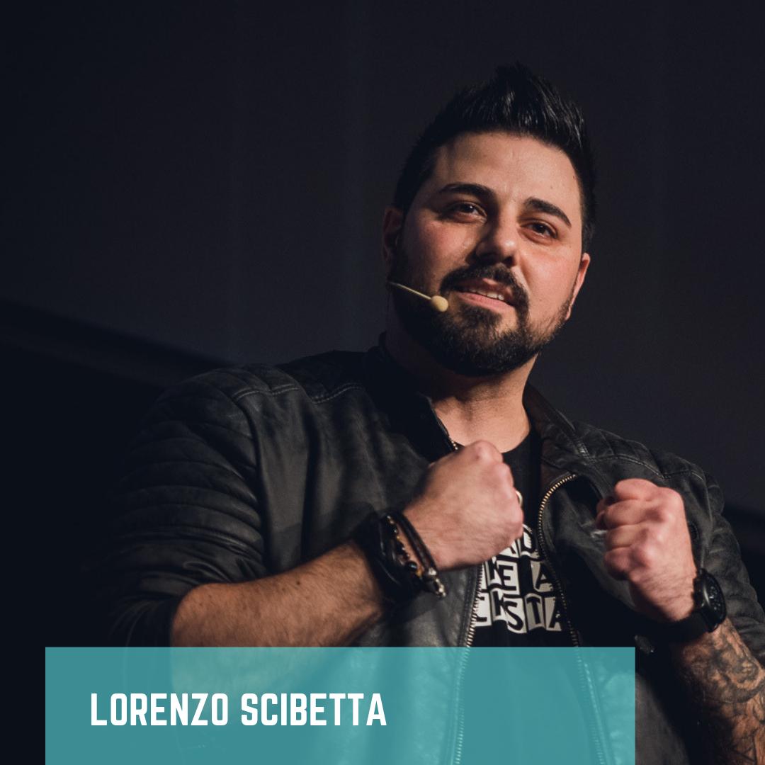 lorenzo scibetta spekaer 4 charity