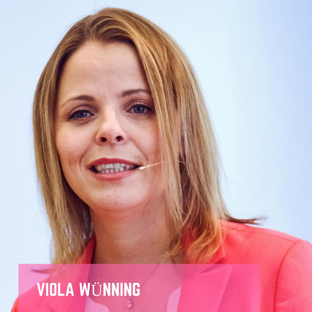 Viola Wünning speaker 4 charity