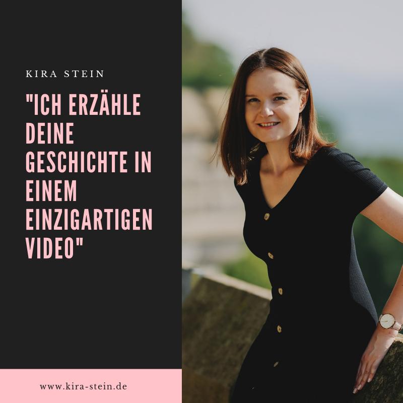 Kira Stein- Videografin speaker4charity